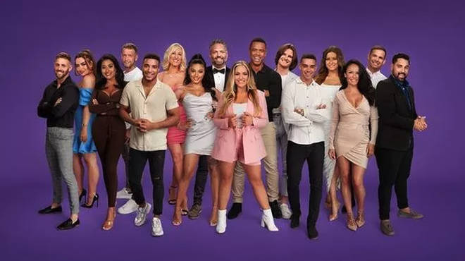 The Married at First Sight UK line up
