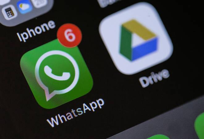 WhatsApp and Google Drive Applications