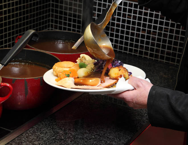 Toby Carvery are synonymous with their all day roast dinner buffets