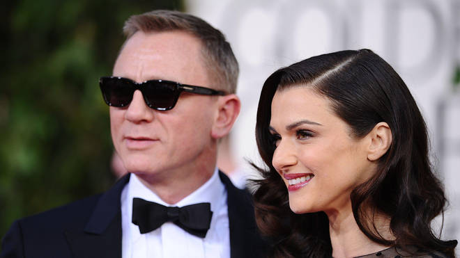 Daniel Craig shares a two-year-old daughter with wife Rachel