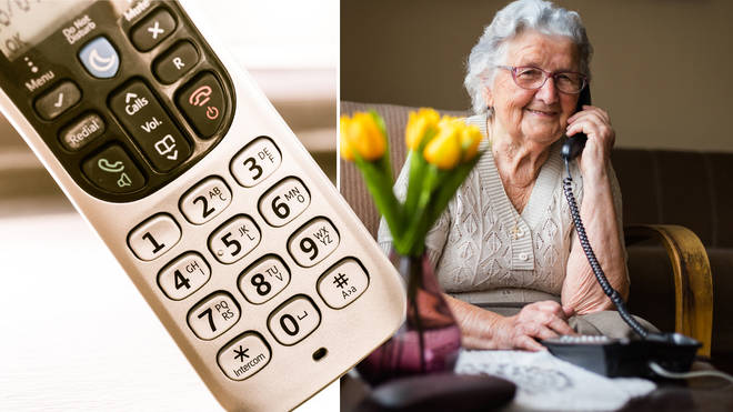 The technology which powers landline phone will be turned off in 2025
