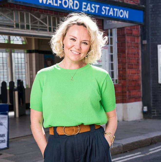 Janine Butcher is returning to EastEnders