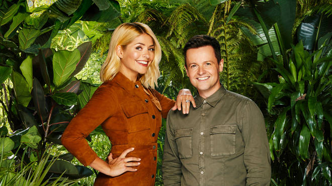 Holly and Dec are presenting this year's I'm A Celeb as a duo