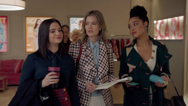 Jane, Sutton and Kat are back for The Bold Type season 5