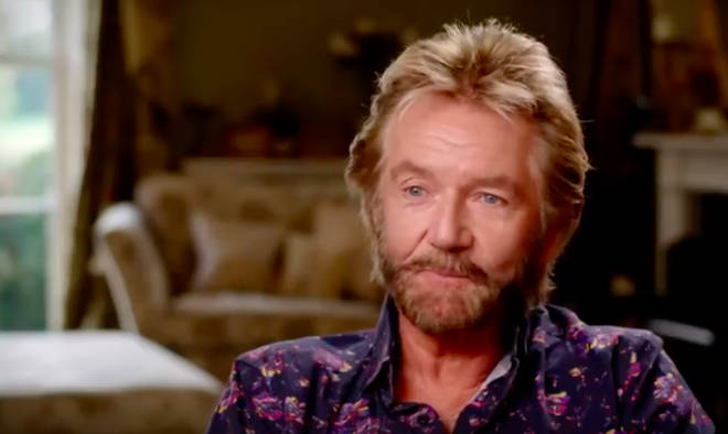 Noel Edmonds has been munching on worms in preparation for his jungle stint