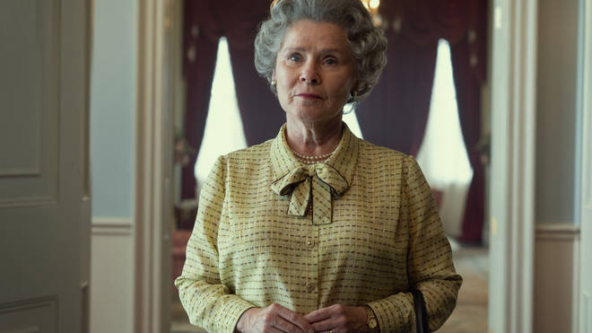Imelda Staunton will play the Queen in the new series