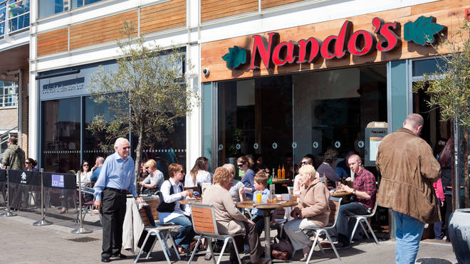 Nando's has apologised after closing restaurants across the UK