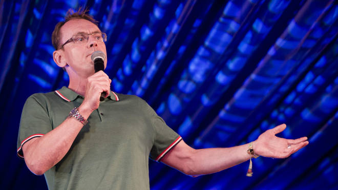 Sean Lock was first diagnosed with skin cancer in 1990