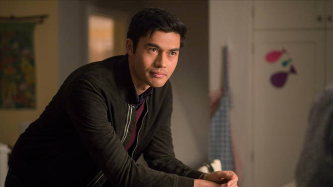 Henry Golding starred in A Simple Favour