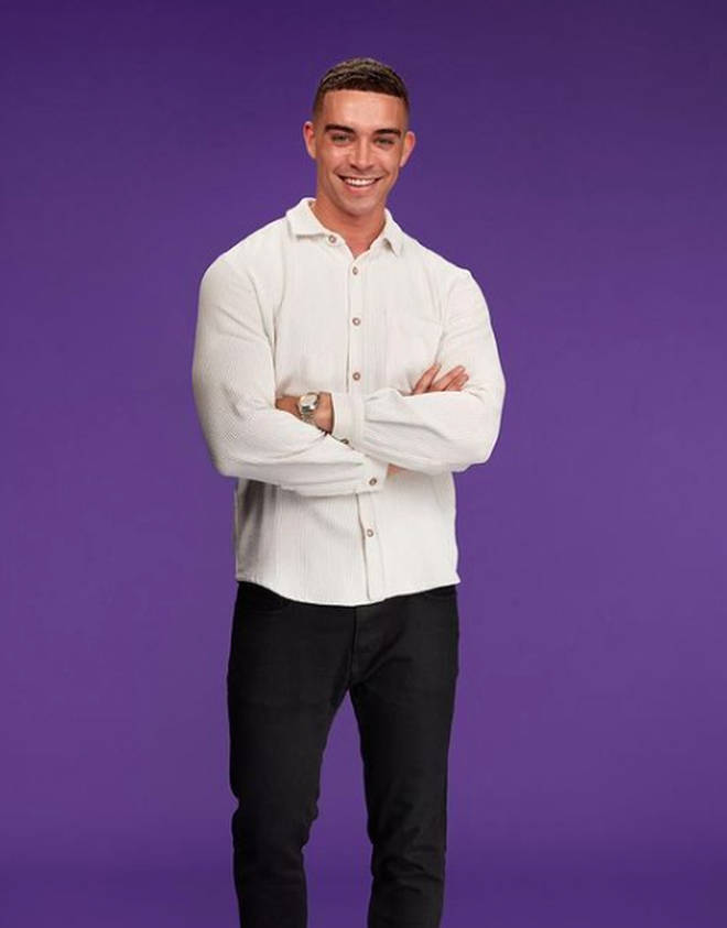 Ant Poole is part of the MAFS UK line up
