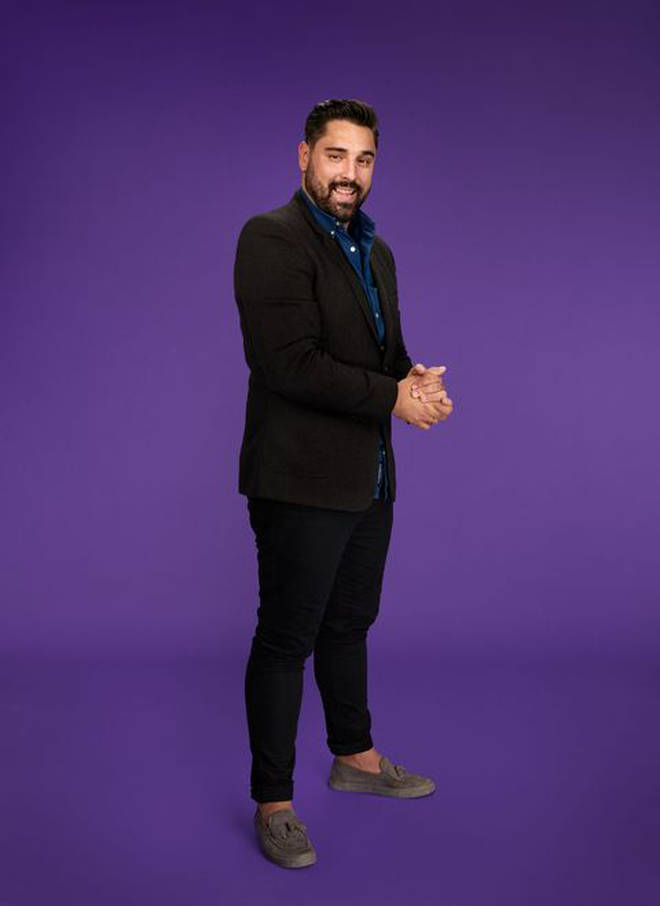 Robert Voysey is looking for The One on MAFS UK