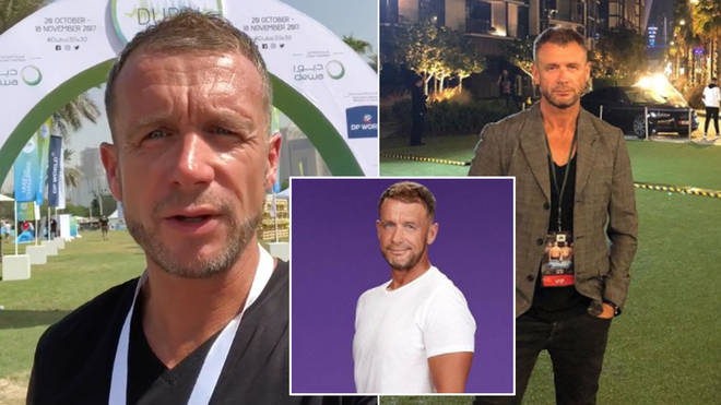 Franky Spencer is part of the MAFS UK line up