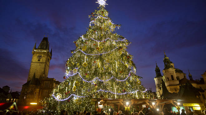 The return of the Christmas market will be welcomed by locals after it was cancelled last year
