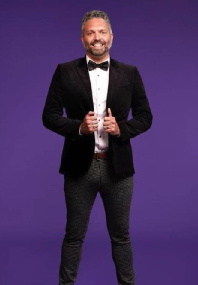 Matt Jameson is hoping to find The One on Married at First Sight