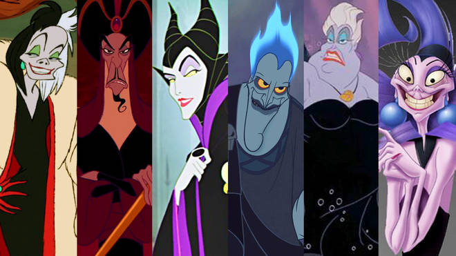 Are you more Hades or Ursula?
