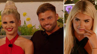 Jake and Liberty have left the Love Island villa