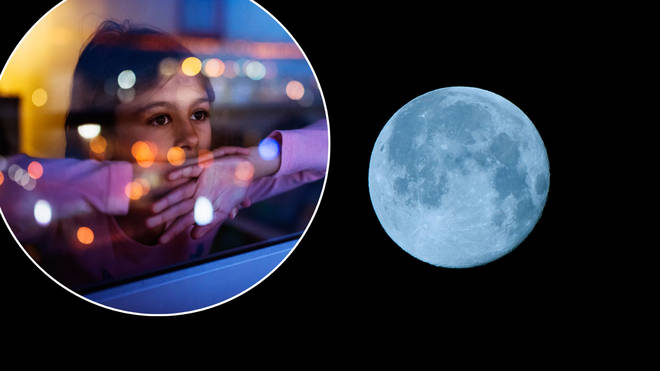 Here's how you can see the Blue Moon this weekend