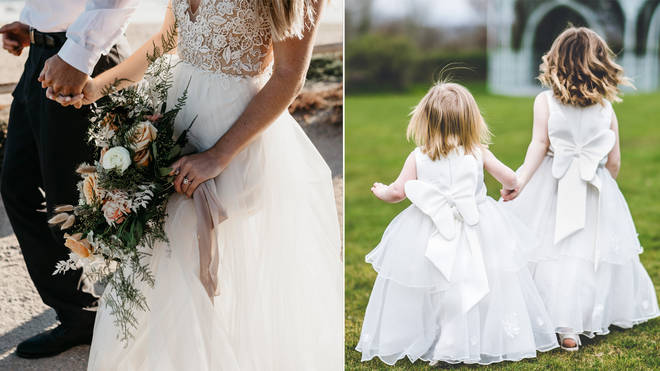 A groom kicked his brother out of his wedding