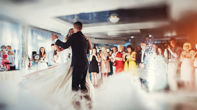 A man threw his brother out of his wedding