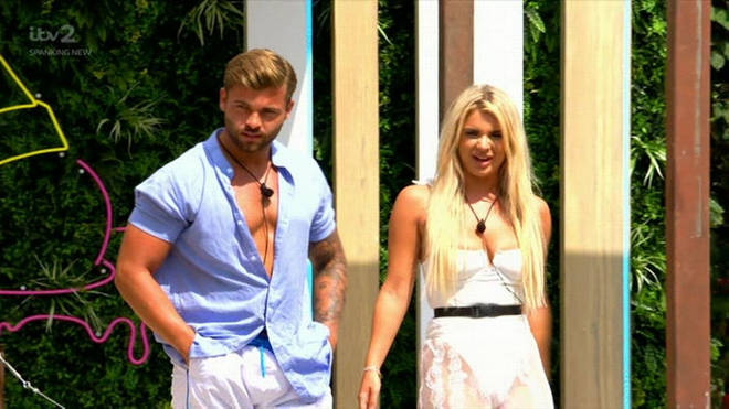 Jake and Libby have left Love Island