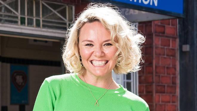 Charlie Brooks is starring as Janine Butcher in EastEnders