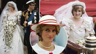 Princess Diana and her wedding gown designers knew how to mess with the press ahead of her wedding day