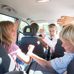 Stressful car journeys have the potential to totally ruin a family holiday