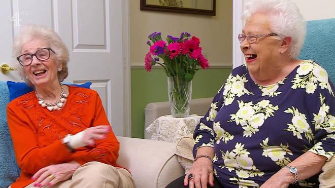 Mary and Marina were Gogglebox favourites