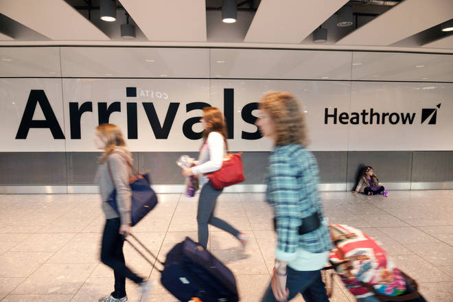 Brits visiting green list countries do not have to quarantine on their return