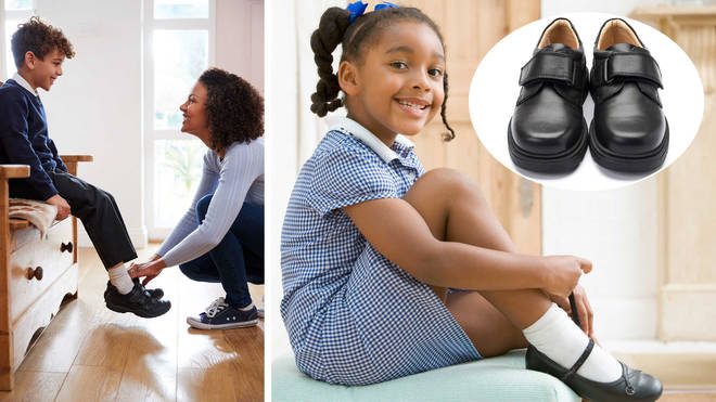 We reveal how to keep school shoes looking their best for longer