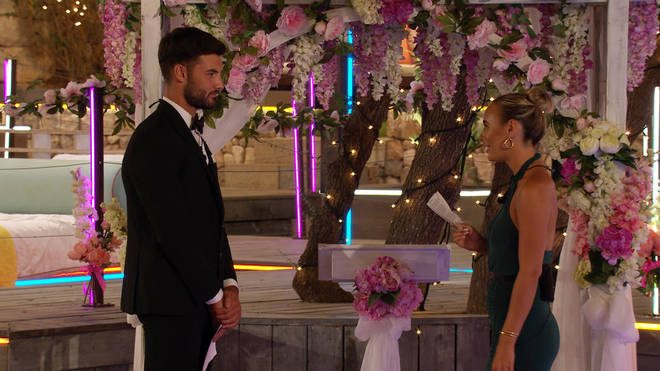 Liam and Liam declare their love for one another in the final