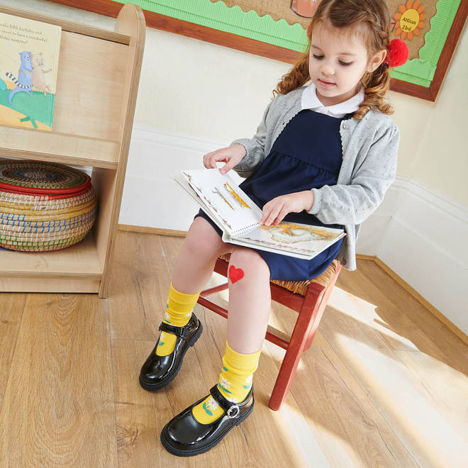 Start-Rite have a variety of styles to suit children of all ages