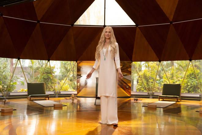 Nicole Kidman stars in Nine Perfect Strangers