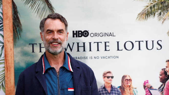 Murray Bartlett plays Armond in The White Lotus