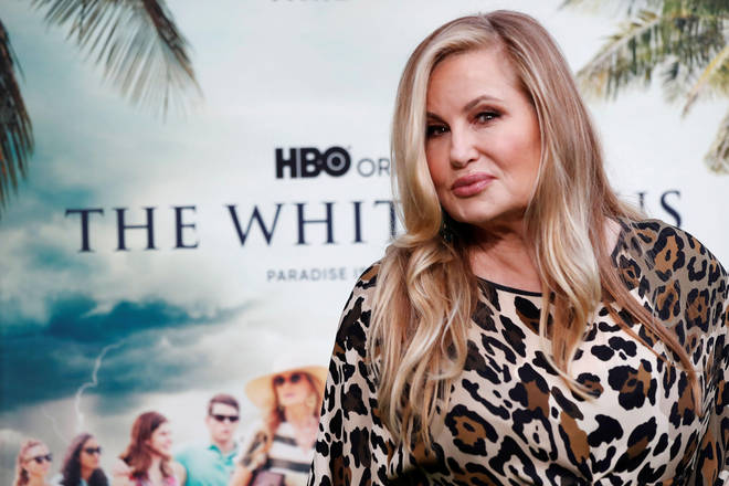Jennifer Coolidge plays Tanya McQuoid in The White Lotus