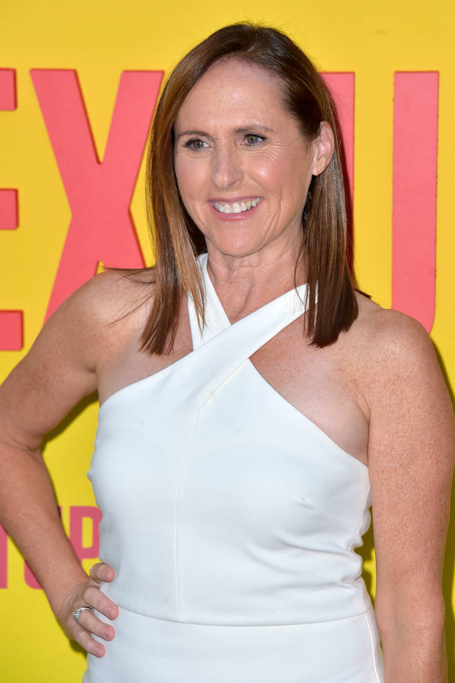 Molly Shannon plays Kitty in The White Lotus