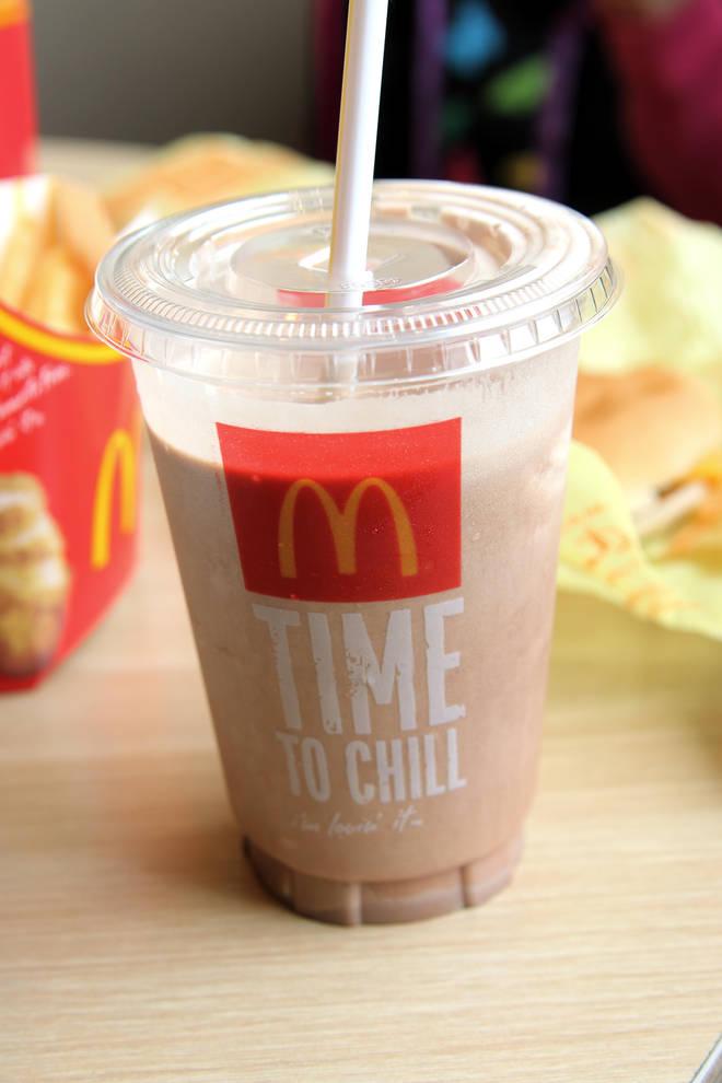 McDonald's is facing a supply shortage