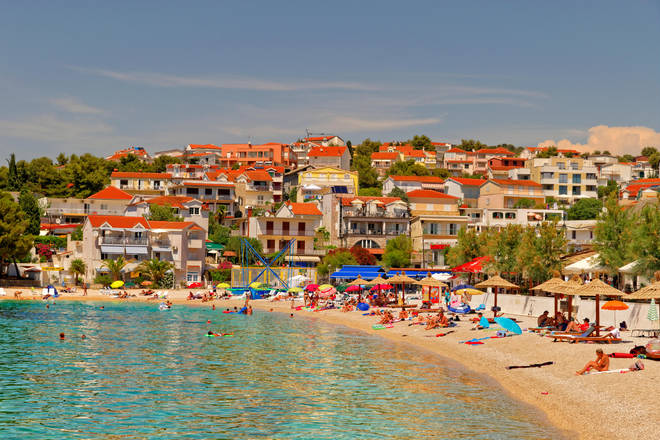 Holidays to Croatia could be at risk