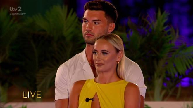 Liam and Millie won Love Island 2021