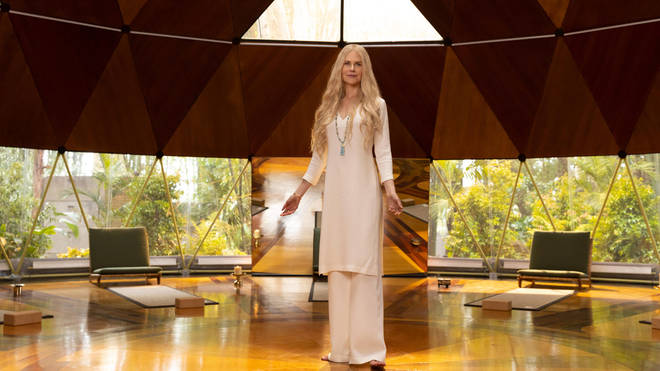 Nicole Kidman plays the mysterious host of the resort in Nine Perfect Strangers