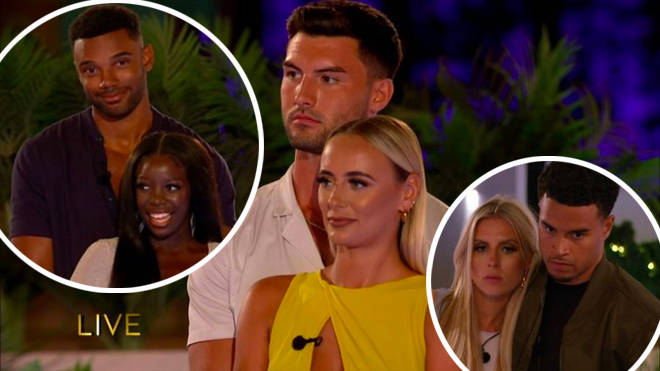 Millie and Liam were crowned the winners of Love Island
