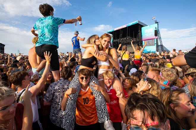 Boardmasters took place in Newquay over five days