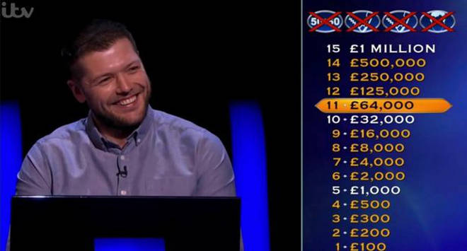 Glen managed to guess the correct answer