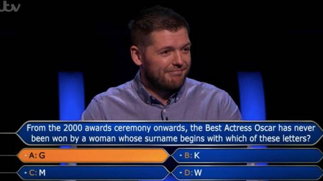 The £64,000 question was blasted by viewers