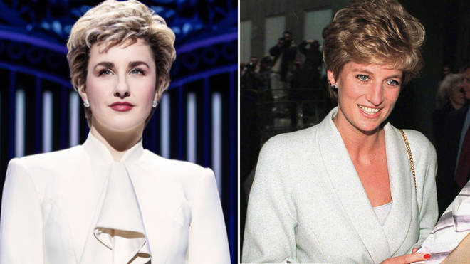 The Princess Diana Musical will debut on Netflix before opening on Broadway