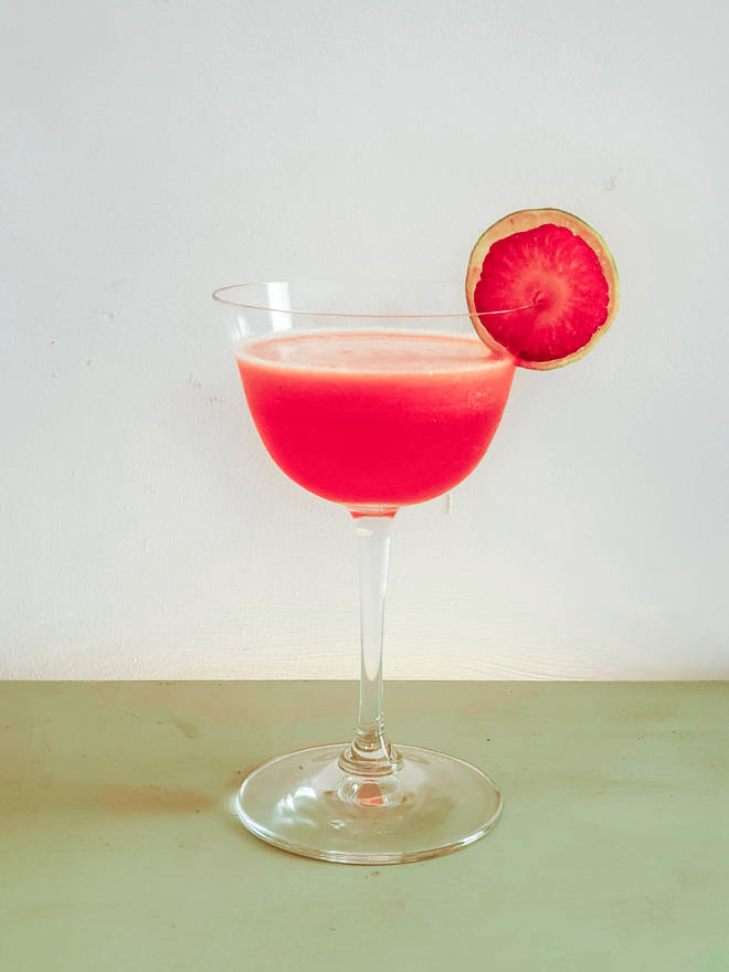 This cocktail will brighten up your Instagram feed