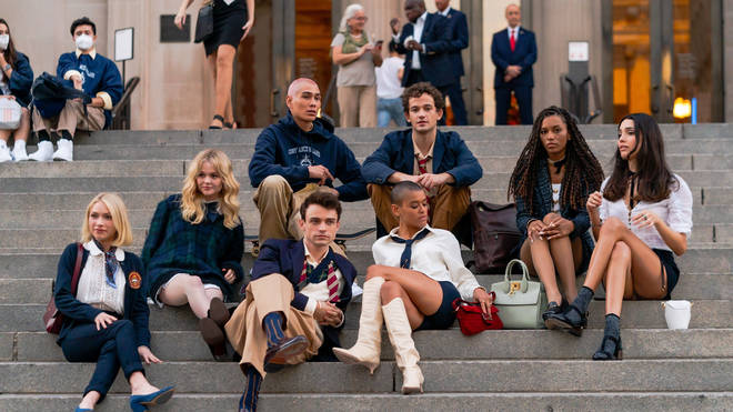 The Gossip Girl reboot is available to watch in iPlayer