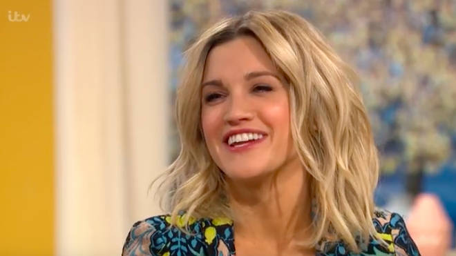 Ashley Roberts has denied a romance with pro dancer Giovanni