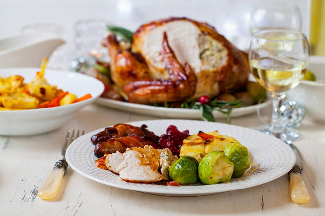 Christmas dinner is the most important meal for many families