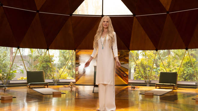 Nicole Kidman stars as Marsha in Nine Perfect Strangers